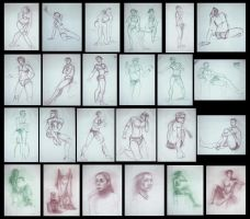 VA ILL 350Rc Figure Drawings by kuabci