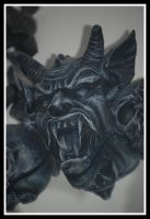 Demon Gargoyle 2 by MaganEdinger
