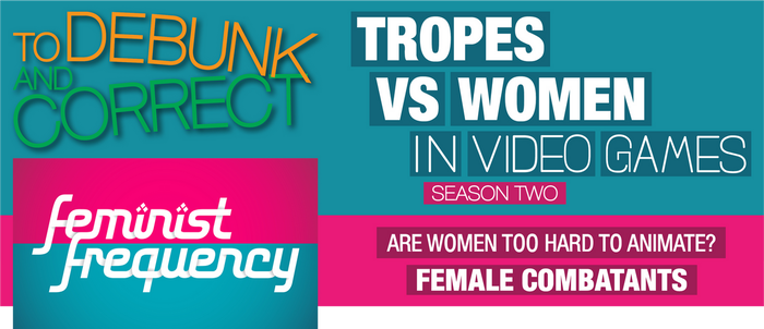To Debunk and Correct - TvWiVG - Female Combatants by brentcherry