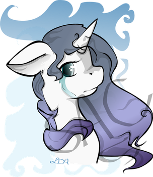 Sad Song Pony (SOLD) by Song-Adopt-Co