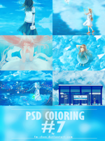 PSD COLORING #7 by BCaves