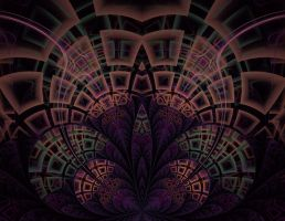 First Fractal of 2011 by karma4ya