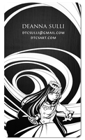 Business Card by driflooning