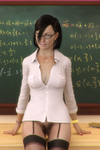 sexy teacher by ghost1701