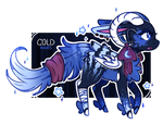 ( CLOSED ) Cold Nights - Auction - T.T CALENDAR by BluePandaaah