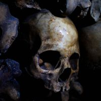 The Skull of Death by blankletter