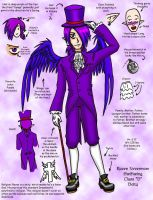 Raven Reference Sheet by medli20