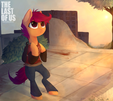 Ellie-Scootaloo by PFJerk