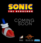sonic movie poster 2 by TWONIONS