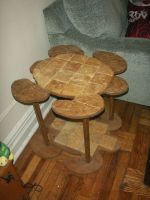 Turtle table by Tahirbrown