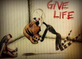 GIVE LIFE by Pirate-Envy