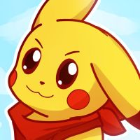 Pikachu icon by Tooncito