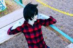 Marshall Lee by Horror-Scarred