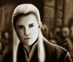 legolas_by_jason by Hispanart