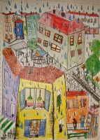 montmartre by aerendial