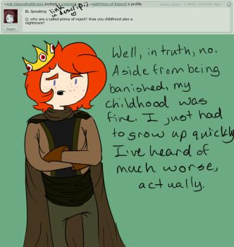 Q34: Prince of Rejects by AskPrince-of-Rejects