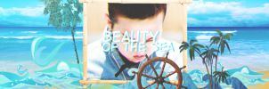 G Dragon - Beauty of the sea by @EJ by Eriol-Diggory-Art