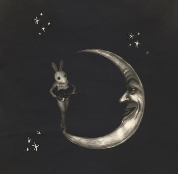Paper Moon by kahoxworth