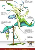 L'Pokedex 251 - Celebi FR by Pokemon-FR