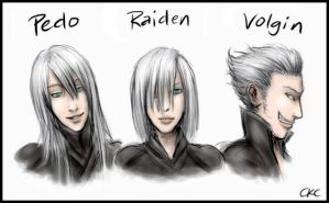 Advent Children Nicknames by Inonibird