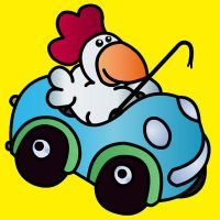 Chicknmobile by chickenmobile