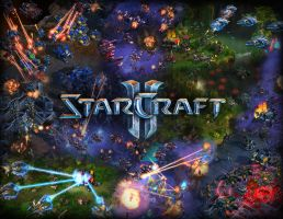 Starcraft 2 desktop pic by hehehe2291