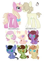 OPEN MLP Adopts Breedables by Lashings