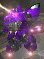Shockblast by autobotcity
