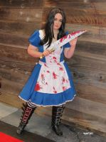 Alice Madness Returns Cosplay by emmadreamstar