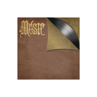 Steampunk generic music file icon by pendragon1966