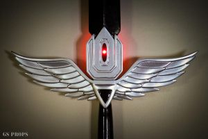 Wings to the underworld by GS-PROPS