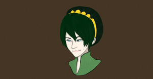 Toph~ by ilsoluin