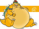 -He's the biggest koopa around by Puffed-Up