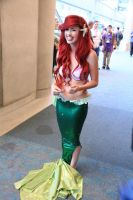Giggling Ariel by TheRealLittleMermaid