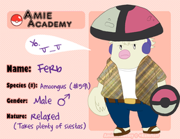Amie-Academy: Ferb App by sweetkimothy