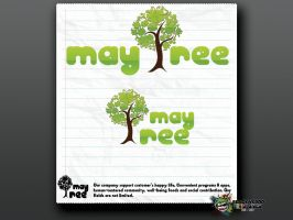 May Tree Paper by BLACK-IV
