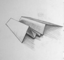 folded paper 2 by meirha