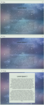 Starry Custom CSS Boxes by BloodshotInk