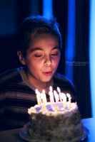 Connors 13th Birthday by DanOstergren
