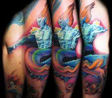color poseidon by hatefulss