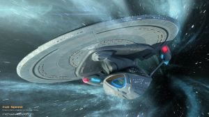 Full Speed by trekmodeler