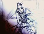 Assassin's Creed Smuggler by DeathAuther