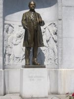 John Mitchell Statue by kdawg7736