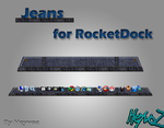 Jeans for RocketDock by Heyvoz