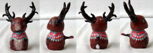 Elk Spirit Toy