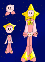 Contest Entry - Hoshi no Kirby by Anthro7