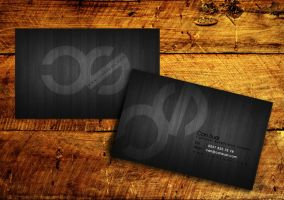 Business card V2 by ehlikeyif