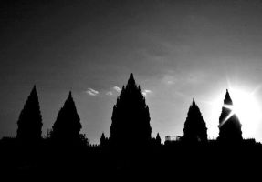 temple of lights by maleica