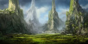 Greenlands by MikeLuard