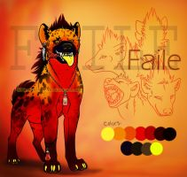 Faile the Hyena by Neara-works